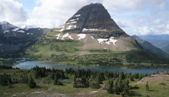 Logan Pass - Hidden Lake Overlook - Glacier National Park