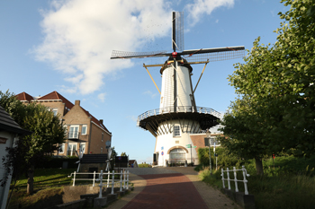 Willemstad Windmühle