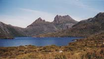 Cradle Mountain - Lake St.Clair National Park